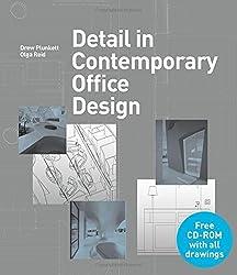 Detail in Contemporary Office Design (Detailing for Interior Design) by Drew Plunkett (2014-05-12)