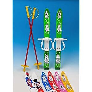 Unbekannt Kinderski Babyski Ski Lernski 70cm 7 Farben für Kinder von rg-vertrieb