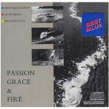 Passion, Grace & Fire by John McLaughlin (2008-02-01)