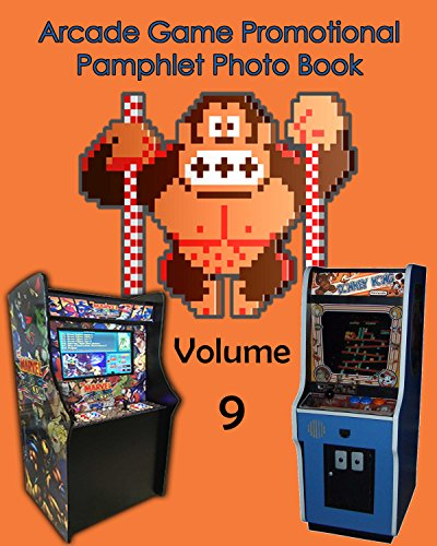 arcade-game-promotional-pamphlet-photo-book-volume-9-english-edition