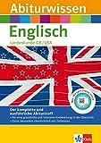 Klett Abiturwissen Englisch, Landeskunde Great Britain/United States of America: für Oberstufe und Abitur, mit Lern-Videos online