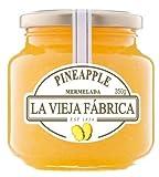 LA VIEJA FABRICA Pineapple Mermelada Jam - 350 Grams