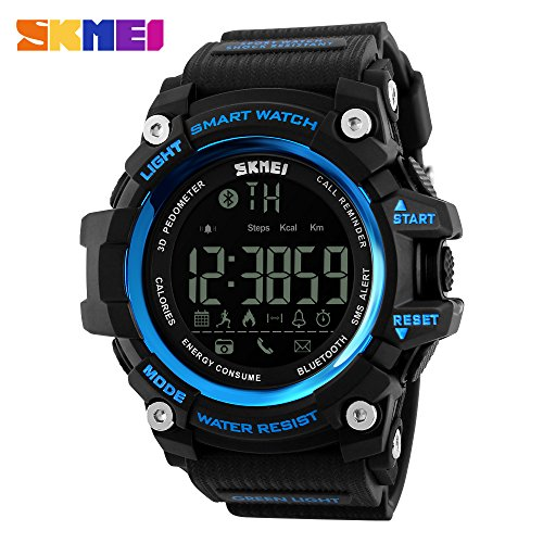 bozlun-smart-watch-1227-with-remote-camera-calorie-pedometer-distance-monitoring-waterproof-bluetoot