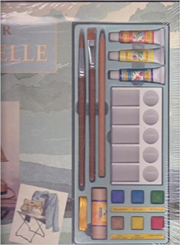 L'atelier d'aquarelle
