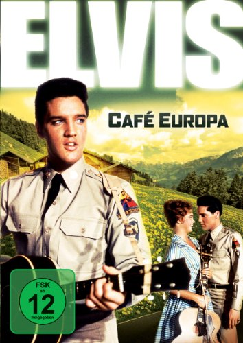 Elvis Presley - Cafe Europa [Edizione: Germania]