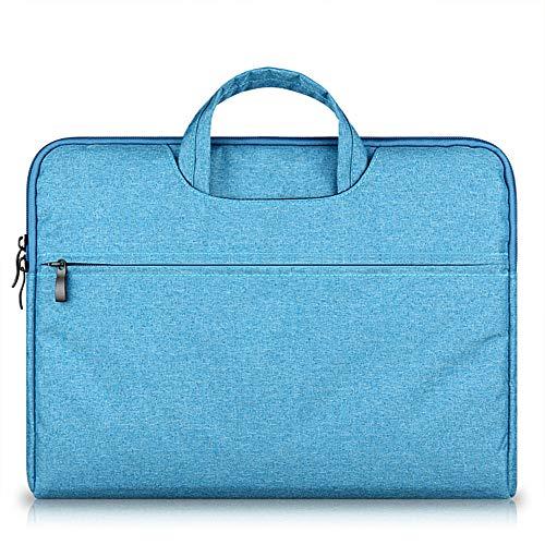 """elecfan Laptoptasche 13 Zoll Foam Case, Notebook Sleeve Hülle Laptoptasche MacBook Air/Pro 13 Zoll Laptop 13.3"""" Computer Laptophülle,Schwarz"""