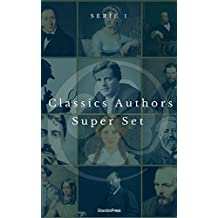 Classics Authors Super Set Serie 1 (Shandon Press). (English Edition)