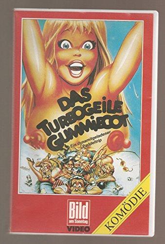 Das turbogeile Gummiboot - Ein dynamitgeladener Paddeltrip [VHS]