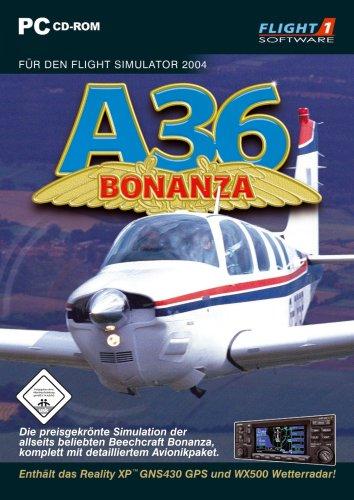 aerosoft-a-36-bonanza-complemento-para-simulador-de-vuelo-en-aleman