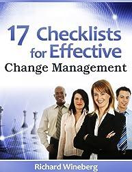17 Checklists for Effective Change Management