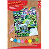 KSG - Masterpiece Junior Paint by Numbers Unicorn