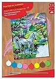 KSG - Masterpiece Junior Paint by Numbers Unicorn