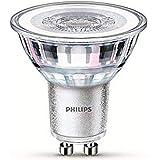 Philips ampoule LED Spot GU10 35W Blanc Neutre, Verre, Lot de 2