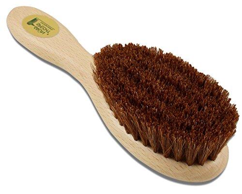 Grünspecht 605-00 Bio-Rosshaarbürste Natur-Pur