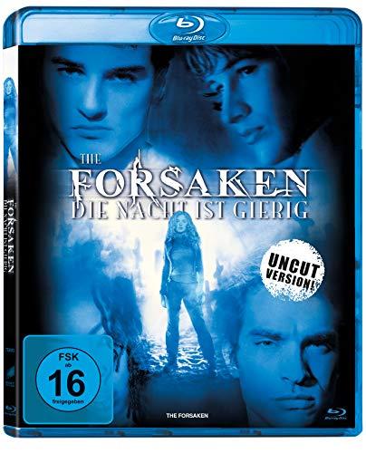 The Forsaken - Die Nacht ist gierig - Uncut Kinofassung [Blu-ray]