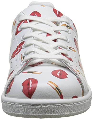 Molly Bracken Damen Sneakers Hausschuhe Weiß (Off White)