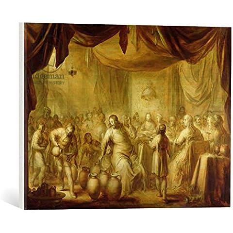 Cuadro en lienzo: Adriaen Pietersz. van de Venne