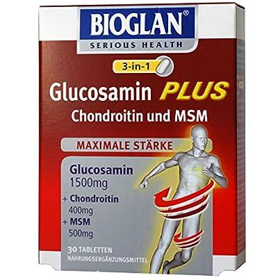 Bioglan 3-in-1 Glucosamine Plus Chondroitin and MSM