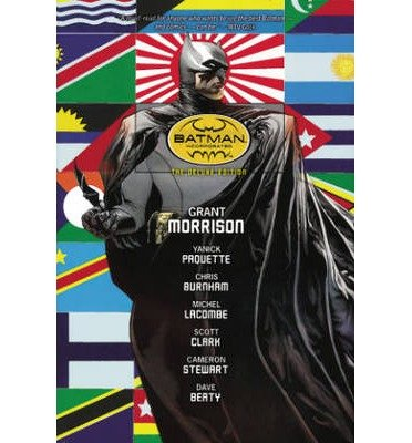 [(Batman Incorporated)] [Author: Grant Morrison] published on (August, 2013)