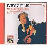 Various Recitals by Ivry Gitlis
