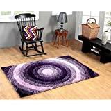 #10: Dizen Star 5D High Quality Polyester Shaggy Carpets (SKU-CARPET-1018-5X7)