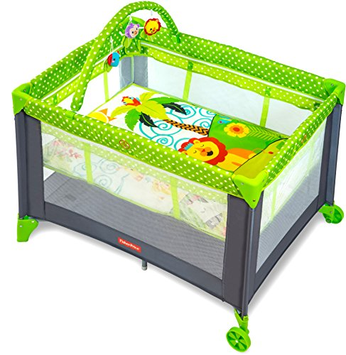 Fisher Price - Playmate Portable Baby Cot