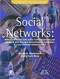 social networks. rilevazione dei dati sulla comunicazione per persone con bisogni comunicativi complessi e i loro partners comunicativi. fascicolo rilevamento dati sarah blakstone