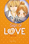 Sign of Love Edition simple Tome 3