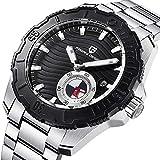 Pagani Design Quartz Watch Mens Luxus Business Clock Edelstahl-Uhr