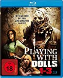 Playing with Dolls 1 - 3 [Blu-ray]