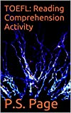TOEFL: Reading Comprehension Activity (English Edition)