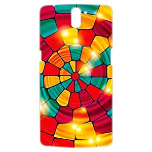a AND b Designer Printed Mobile Back Cover / Back Case For OnePlus One (1Plus1_3D_804)