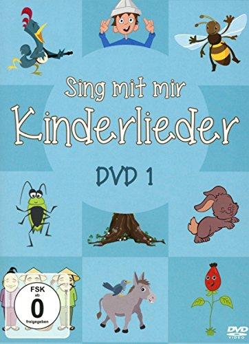 Kalle Klang & Die Flohtöne – Sing mit mir Kinderlieder 1