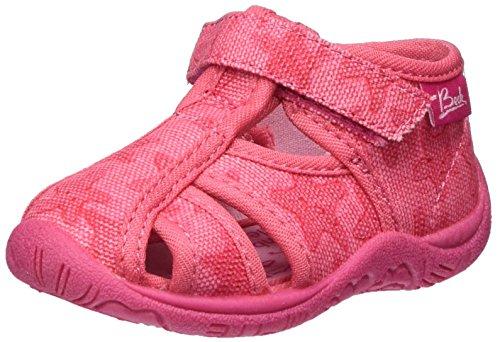 Beck Mädchen Sunny Hausschuhe Pink (Pink)