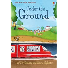 Under the Ground (First Reading) (First Reading Level One) by Susanna Davidson (2010-01-29)