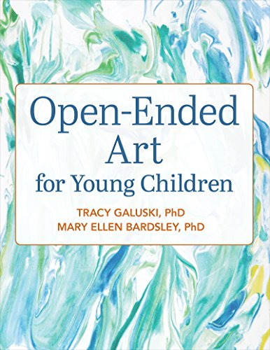 Open-Ended Art for Young Children (English Edition)