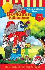 Benjamin Bluemchen - Folge 67: Meine schoensten Lieder [Musikkassette] [Musikkassette]