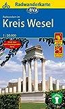 Radwanderkarte BVA Radwandern im Kreis...