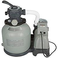 Intex 28648 Krystal Clear Sandfilteranlage® 10,5 m³ für Pools bis 36.000l