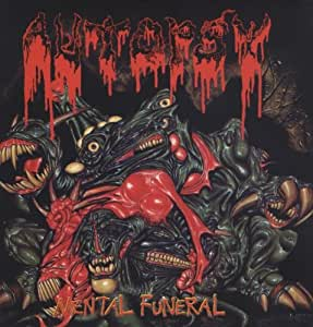 Mental Funeral (Limited Edition) [Vinyl LP]