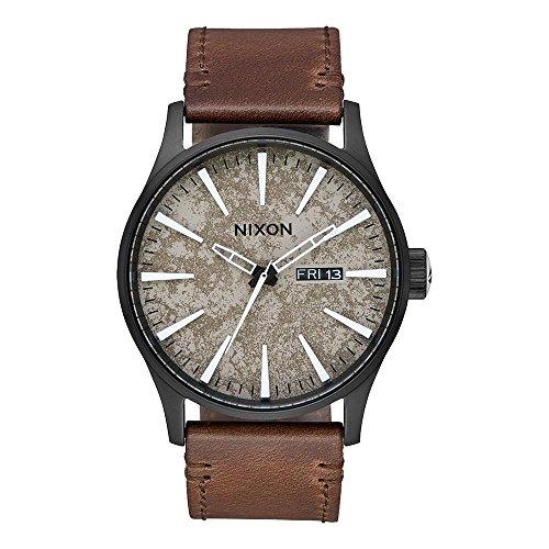 Nixon Herren-Armbanduhr A105-2687-00 (Nixon Uhren Herren Sentry)