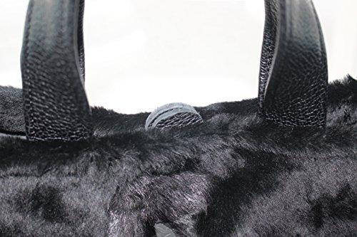 Pellerock, Borsa A Spalla Da Donna, Grigio (grigio) - Rock_bags_grigio Grigio