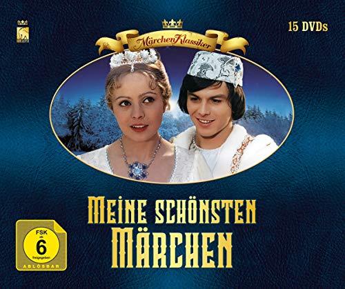 Meine schönsten Märchen 2019 (15 DVDs)