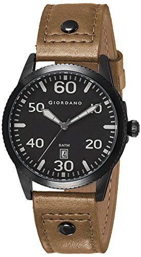 51 Zl7CMZgL - Giordano A1041 02 Mens watch