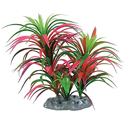 Plante artificielle feu d