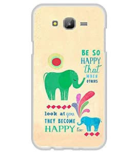ifasho Designer Phone Back Case Cover Samsung Galaxy J7 J700F (2015) :: Samsung Galaxy J7 Duos (Old Model) :: Samsung Galaxy J7 J700M J700H ( Gaay Cow Ma )