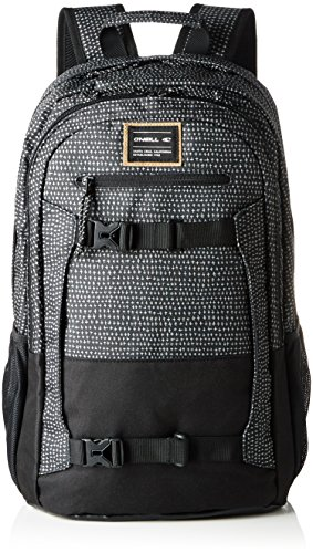 O' Neill Bm Boarder Backpack Zaino, Unisex, BM BOARDER BACKPACK, Nero - Black AOP, 0