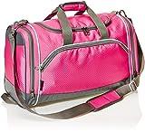 AmazonBasics - Sporttasche, Größe S, Pink