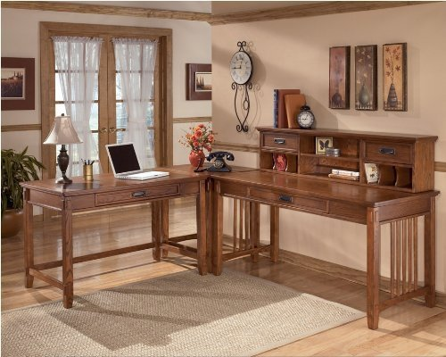 medium-brown-home-office-corner-table-by-ashley-furniture-by-famous-brand-furniture