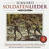 32 Beliebte Soldatenlieder [Import allemand]